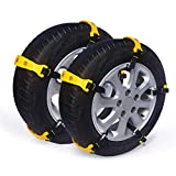 Never Say Never Commercial Truck Snow Chains