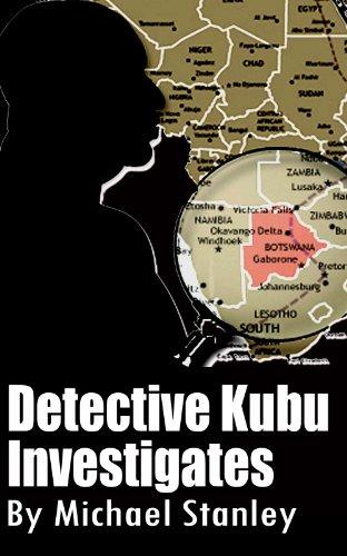 Detective Kubu Investigates