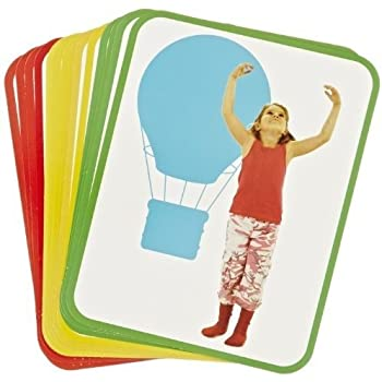 Amazon.com: Yoga Cards The Game: Toys & Games