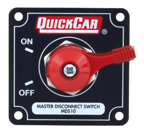 (QuickCar Racing Products 55-010 Red 2-1/2
