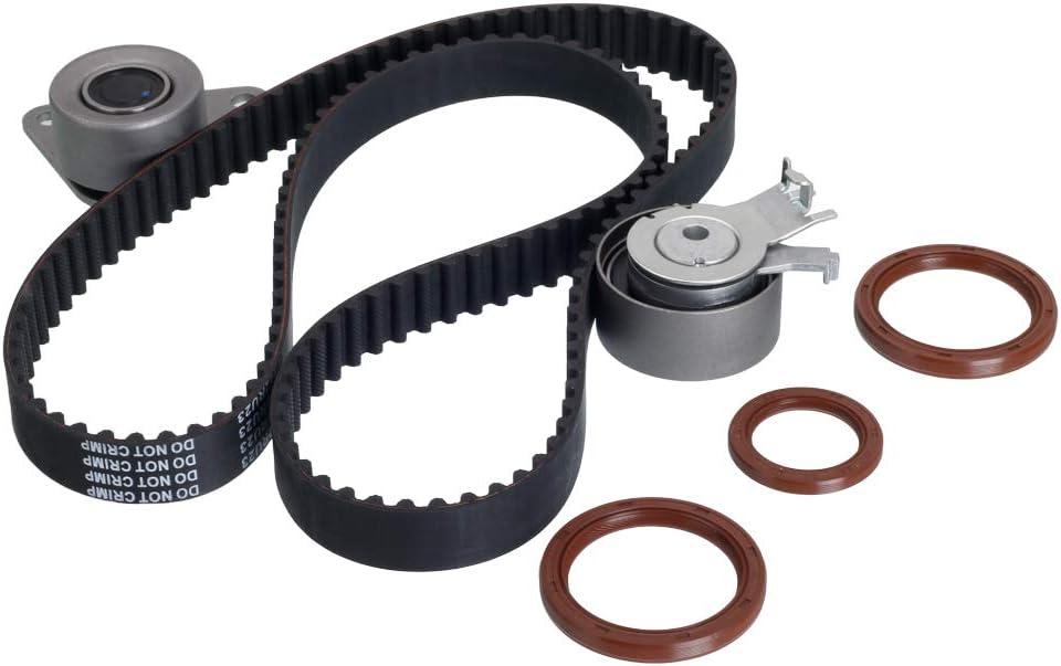 Timing Belt /& Water Pump Kit Fits Volvo C30 C70 S80 S60 2.3 2.4L 2.5L DOHC Turbo