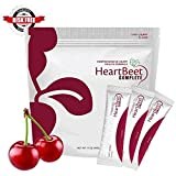 Cheap Beetroot Powder Formula for Blood Pressure Support with L-arginine, L-citrulline, CoQ10 and Turmeric. 30 Convenient Stick Packs in Each Bag. Natural & Side-Effect Free HeartBeet Complete.