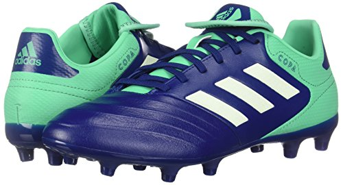Pictures of adidas Men's Copa 18.3 Fg Soccer Shoe BB6358 White/Black 4