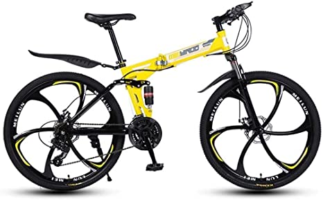 QZ De Peso Ligero Plegable de Velocidad Variable 26 for Bicicleta ...