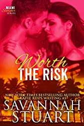 Worth the Risk (A Werewolf Romance) (Miami Scorcher Series Book 2)