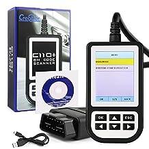 V4.5 Creator C110+ BMW Code Reader BMW C110+ Scanner Airbag/ABS/SRS Automotive Diagnostic Scanner Diagnostic Fault Code Scan Tool