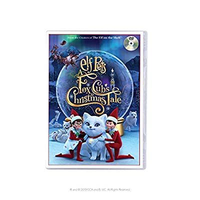 Elf Pets: A Fox Cub's Christmas Tale: Toys & Games