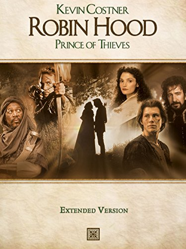 Robin Hood - Prince of Thieves (Extended Cut) (Robin Hood Prince Of Thieves Blu Ray)