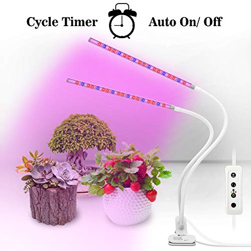 Grow Light Strip, OxyLED 13W 6foot 108 LED Plant Lights, Grow Lights for Indoor Plants, Waterproof...