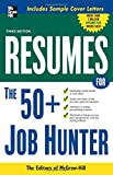 Resumes for 50+ Job Hunters (McGraw-Hill Professional Resumes)