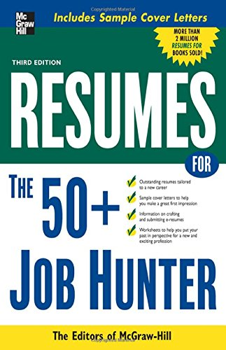 Read Online Resumes for 50+ Job Hunters (McGraw-Hill Professional Resumes) PDF