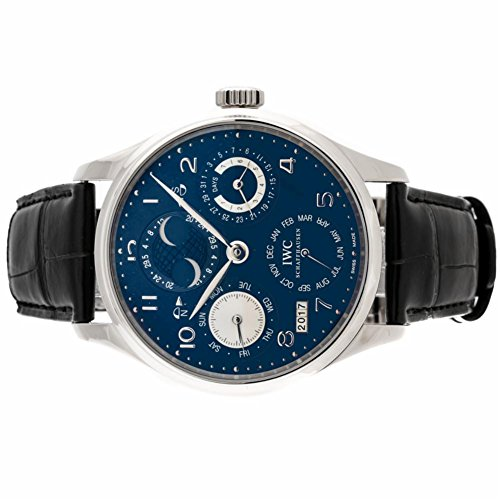 IWC-Portuguese-automatic-self-wind-mens-Watch-IW503203-Certified-Pre-owned