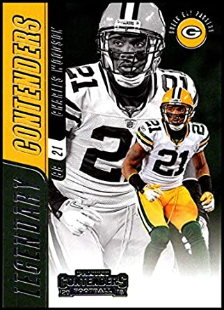 new product 76eaa 2ff3a Amazon.com: 2018 Contenders Legendary Contenders Football ...