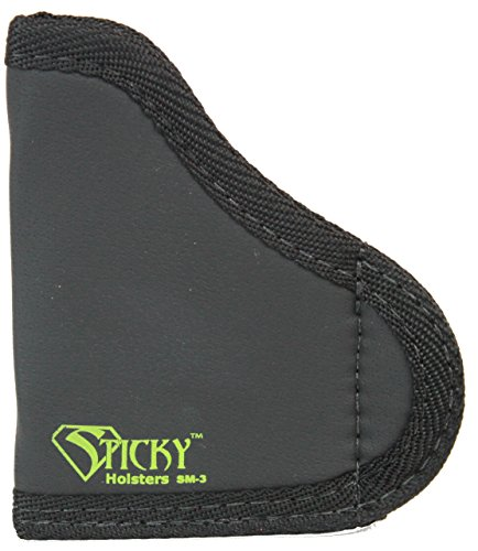Sticky Holsters SM-4 Small SM-4, Black by Sticky Holsters (Image #1)