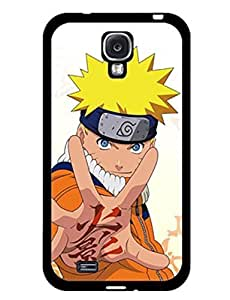 Naruto Designed Fascinating Series Comic Samsung Galaxy S4 Anti Scratch Case (I9500) yiuning's case