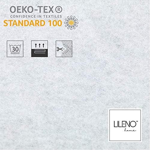 LILENO HOME Tope antideslizante para colchón con somier (60 x 170 cm) – Estera antideslizante como base para colchón – antideslizante para cama de ...