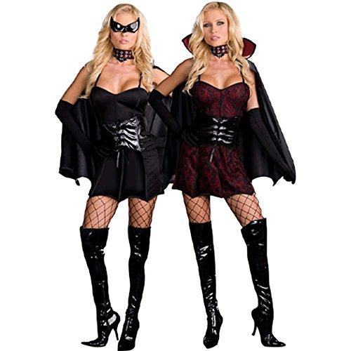 Twice Bitten Adult Costume - (Twice Bitten Costume)