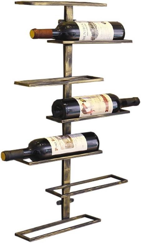 jiujai jiugui Puede acomodar 7 botellas de vino montado en la ...