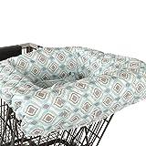 Balboa Baby Shopping Cart & High Chair Cover - Boheme