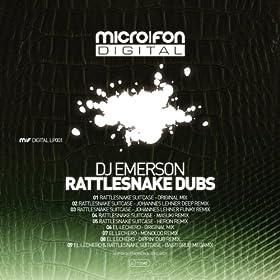 DJ Emerson - Rattlesnake Dubs Reworks 1