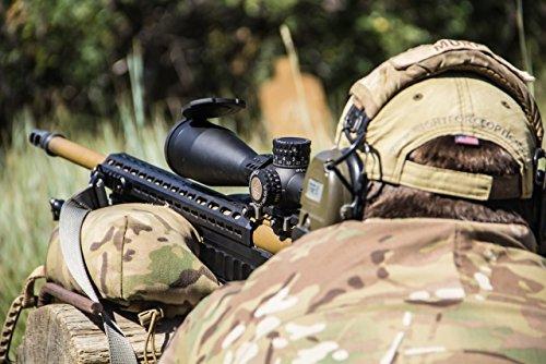 ATACR - 5-25x56mm F1 - ZeroStop - .1 Mil-Radian - DigIllum- PTL - TReMoR3 C574 by NightForce