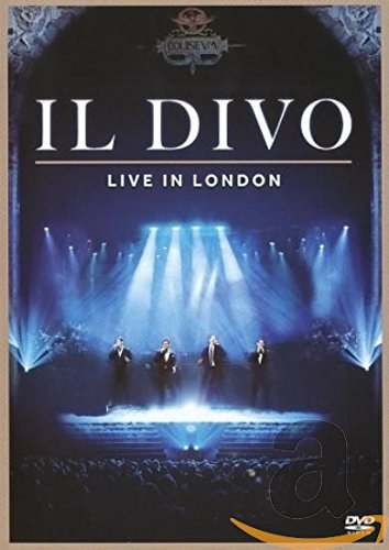 DVD : Il Divo - Live in London (NTSC Format)
