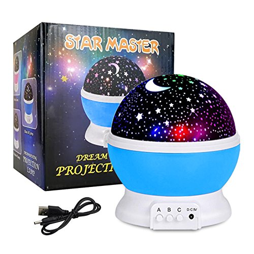 Jayden78 Toys For Year Old Light Stars Projector Night Kids Toys For Year For 2-6 Boys Girls