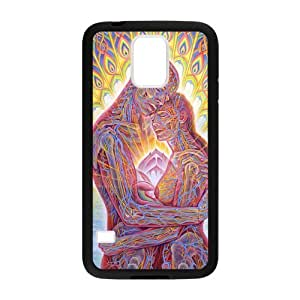 Personality customization Alex Grey Ocean of Love Custom Design Samsung Galaxy S5 Hard Case Cover phone Cases Covers At J-15 Cases