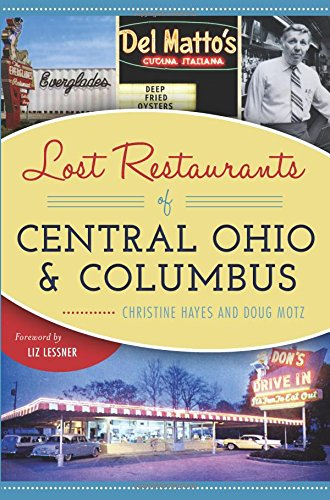 Lost Restaurants of Central Ohio and Columbus (American Palate)