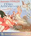 Vivaldi / Montanari / Dedonatis / Mirri / Dantone - L'estro Armonico Op 3 2 [DVD-Audio]
