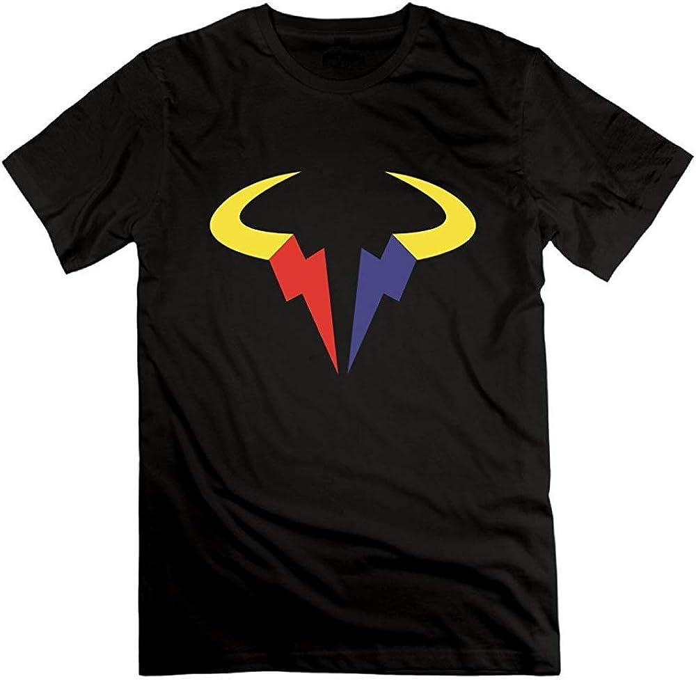 OCP Mlsker Lion Fans-555 Ustoday-Mens Rafa Nadal Tennis Logo T-Shirt Shirt.