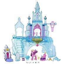 My Little Pony Explore Equestria Crystal Empire Castle