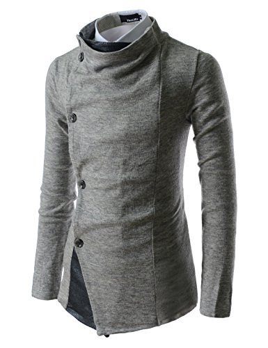 gd93-slim-stylish-unbalanced-metallic-leather-point-knitted-cardigan-sweaters-gray-us-stag-size-m
