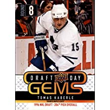 2009-10 Upper Deck Draft Day Gems #GEM3 Tomas Kaberle