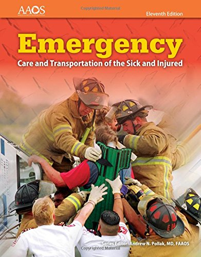 Emergency Care and Transportation of the Sick and Injured (Book & Navigate 2 Essentials Access) cover