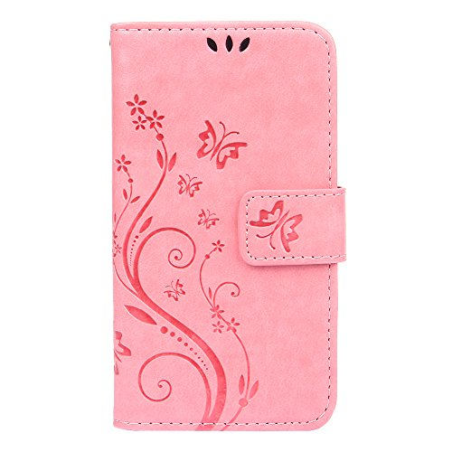 S-View Flip Cover for Samsung Galaxy A5 (Pink) - 4