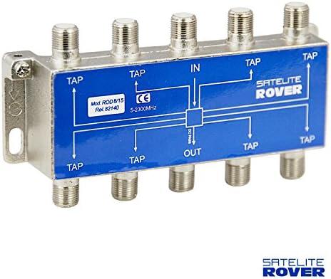Derivador ROD 4/10 Satelite Rover 82110: Amazon.es: Electrónica