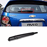 #10: Windshield Wiper Arm Rear 1PC For GM Chevy Sonic Hatchback 2012+ OEM Parts