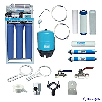 Aqua Marin roin 5 ósmosis inversa filtro de agua Water Filter ...
