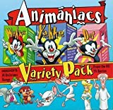 Animaniacs Variety Pack: Ingredients - 16 Delicious Songs From The Hit TV Series by artist [1995]