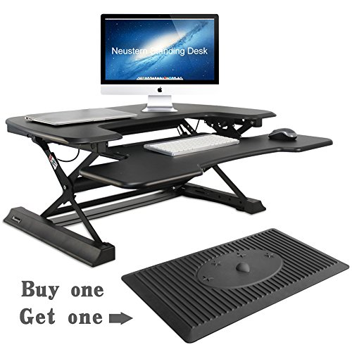 Standing Desk Height-Adjustable 36
