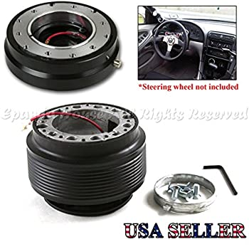 Amazon Com Fit 87 95 Toyota Pickup 6 Hole Steering Wheel