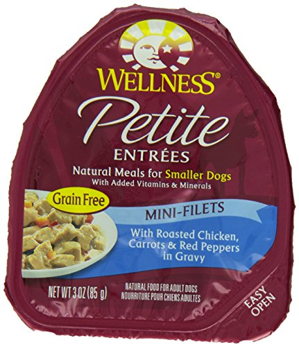 Petite Entrees Mini-Fillets w/Roasted Chicken (Case of 24)