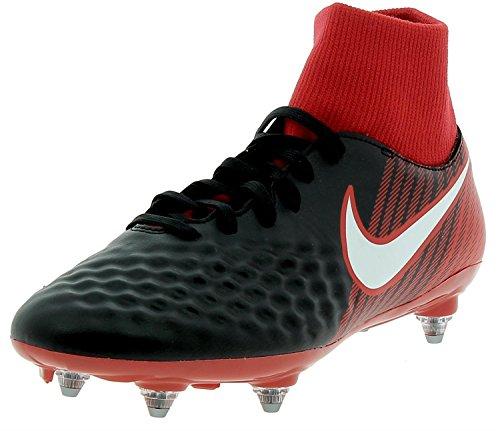 Onda Calcio Neri Rossi Negro II Scarpini Uomo Nike Gs Magista Df w6aqKRxY