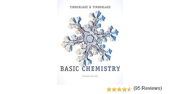Basic chemistry 4th edition karen c timberlake william basic chemistry 4th edition karen c timberlake william timberlake 9780321809285 amazon books fandeluxe Images