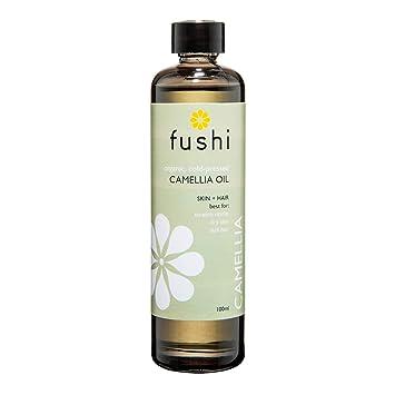 Fushi Aceite orgánico de camelia japonesa 100 ml extra virgen ...