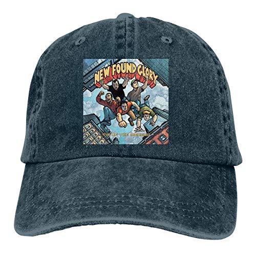 KarlMRush New Found Glory Tip of The Iceberg Unisex Outdoor Sports,Baseball Cap,Sun Hat,Truck Hat,dad Hat