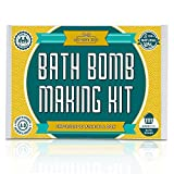 Bath Bomb Kit Amazon DIY Bath Bomb Kit Deluxe with Mold Set