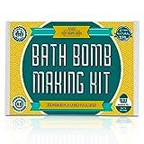 3d Bath Bomb Molds DIY Bath Bomb Kit Deluxe with Mold Set