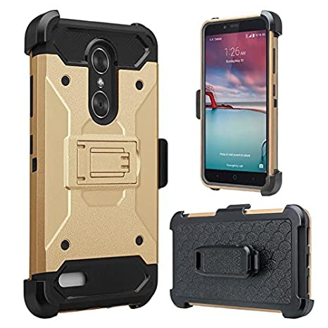 CoverlabUSA Compble for Zte Zmax One (Z719dl) Case, Zte Blade Spark